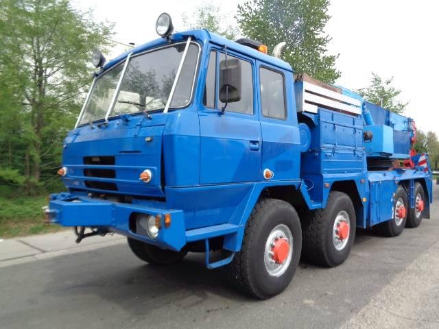 Tatra T 815 8X8 - 1984
