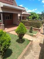 A two bedroom house for rent in kisasi