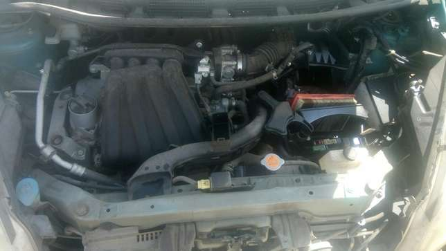 Salvage Nissan note Industrial Area - image 4