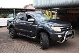 2012 Ford Ranger 3.2 TDCi XLT Double Cab