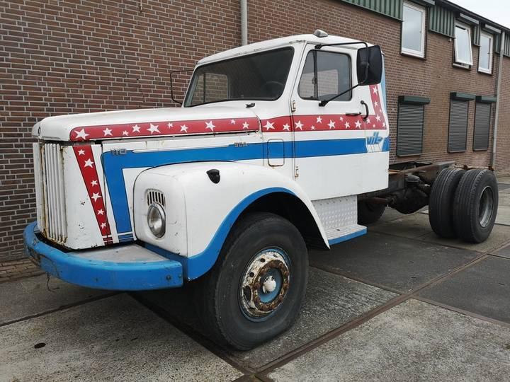 Scania L11042SHRE - RENOVATION PROJECT - 1973