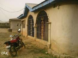 2 Units of 3 Bedroom flats at Halleluyah Estate, Osogbo