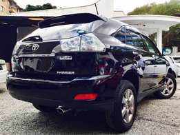 toyota harrier premium edition 4wd loaded 2010 kcm at 2,799,999/=Ono
