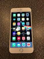 Unlocked iPhone 6s plus with complete accessories
