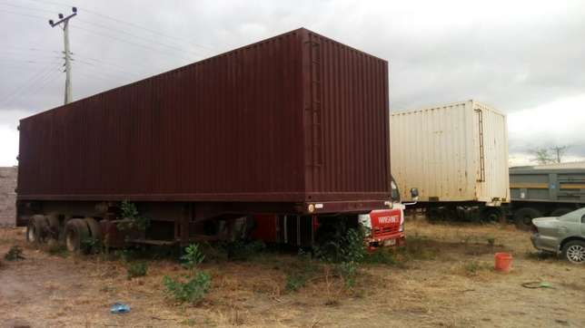 Trailers at 1.4m Athi River - image 1