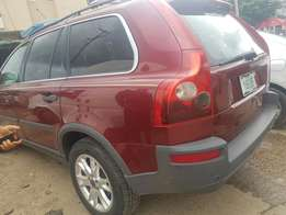 Very Sound 2004 Volvo XC 90