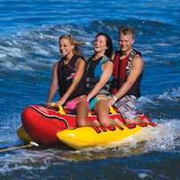 Wakesnake towable tubes