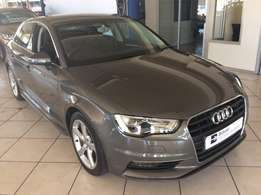 2014 Audi A3 1.4T FSI SE STRONIC For only R299995