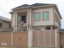 A modern storey building of 2years old 3bd beautifully built