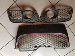 Golf5 gti badgeles grill 2 spot cuvers R500