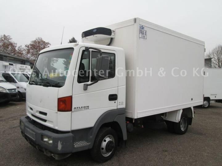 Nissan Atleon 120 *Carrier Kühlkoffer*Fleischerhacken* - 2001