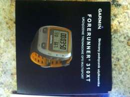Garmin forerunner 310 xt like new