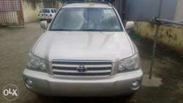 Toyota Highlander 2004 toks for fast sell