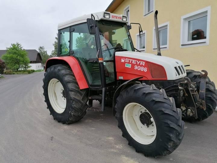 Steyr 9086 a t - 1996