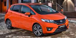 Brand New Honda Jazz From Only R205 700.00!!