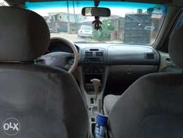 Corolla 2001 urgently for sale