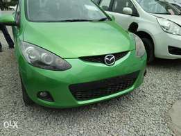 Mazda demio very car fully loaded at a dealer price.
