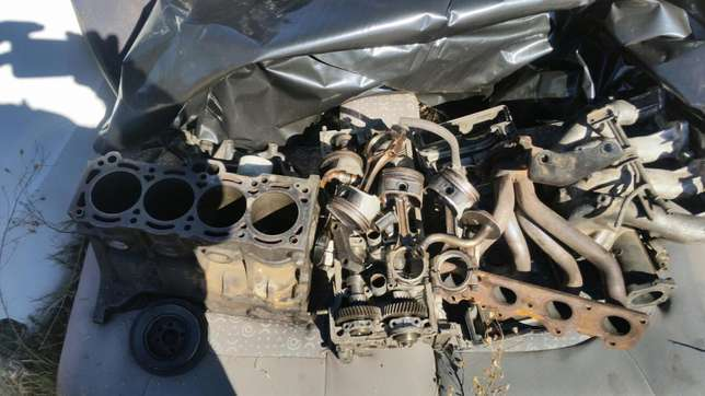 Toyota corolla 1996 1.8 engine spares from R100 Vorsterskroon - image 1