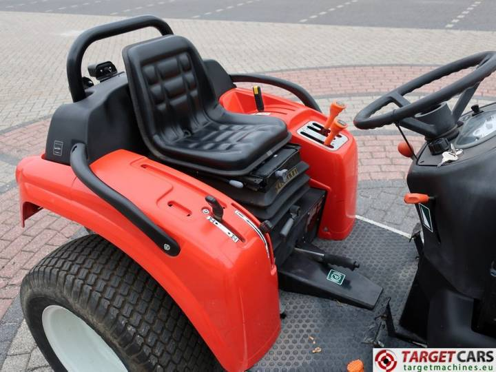 Goldoni Boxter 25 Tractor 4WD Diesel 24HP - 2010 - image 11