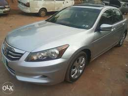 2010 Honda Accord fastest finger