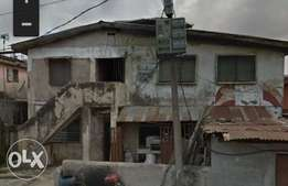 A story building at ilupeju palm grove for sale