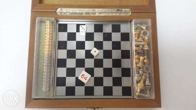 Chess boards from DAL NEGRO ITALIAN سيدي بشر -  3