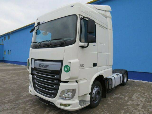 DAF FT XF 105.460 - 2015