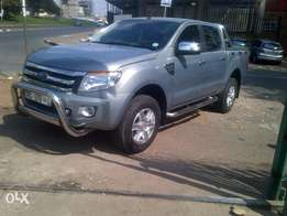 2015 ford bakkie grey 3.0 for sale