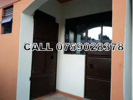 Self contained double in Bweyogerere at 270k