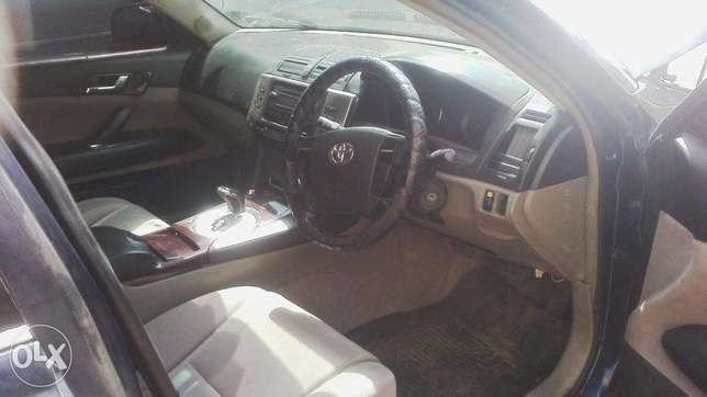Toyota Mark X, KBS, auto, year 2005, accident free. Parklands - image 7