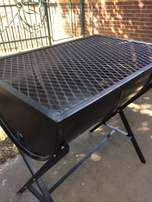 Braai Drum. Transportable High Quality Braai Drum
