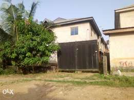 Newly build four bedroom duplex and two unit of three bedroom at egbed