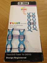 Twist DVD Tower