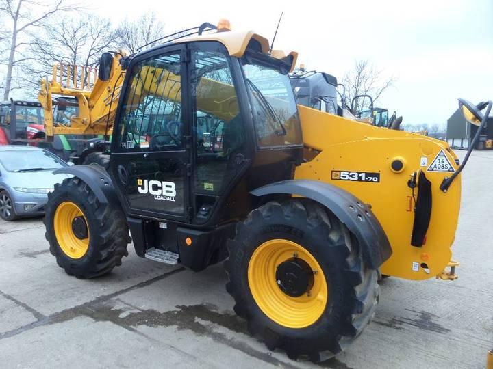 JCB 531-70 - 2016 - image 5