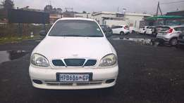 Daewoo Lanos ii 1.6sx 3dr, 116000km, Cloth Upholstery, Hatch Back