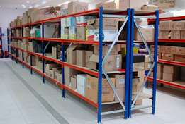 Industrial Racking, Racking and Shelving, Pallet Racking