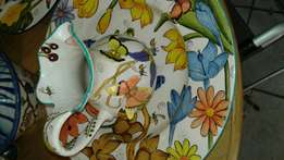 Admore and Nivek original handpainted ceramics
