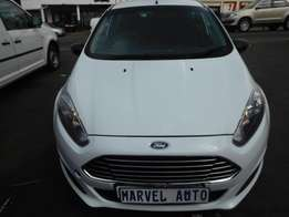 2014 Ford Fiesta 5-door 1.4 Ambiente For R130,000
