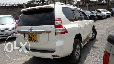 2014 Toyota Prado KCK Diesel Auto 7seater S.Roof. Lenana - image 2