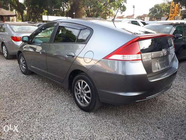 Honda Insight Hybrid, Newshape, Gray , Year 2011, KCP, 1300cc Auto Hurlingham - image 4