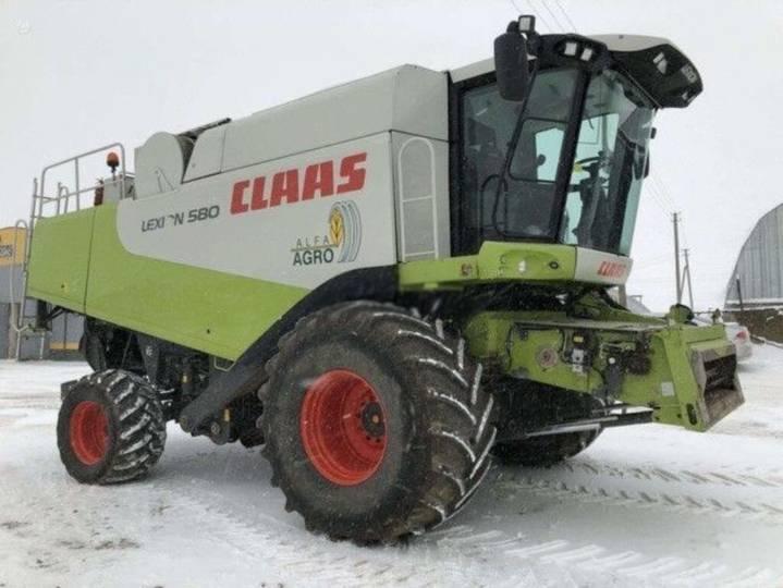 Claas Lexion 580 - 2004