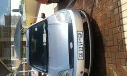 2005 Ford Fiesta Hatchback silver colour 1.4 For Sale