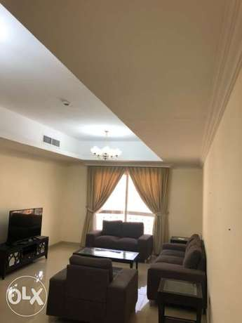 fully furnished apartment for rent in al nasr area