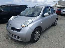 Nissan March, Gray