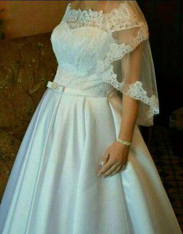 69af2c37fe41d4 Весільна сукня для вагітної нареченої!: 2 100 грн. - Весільні сукні ...