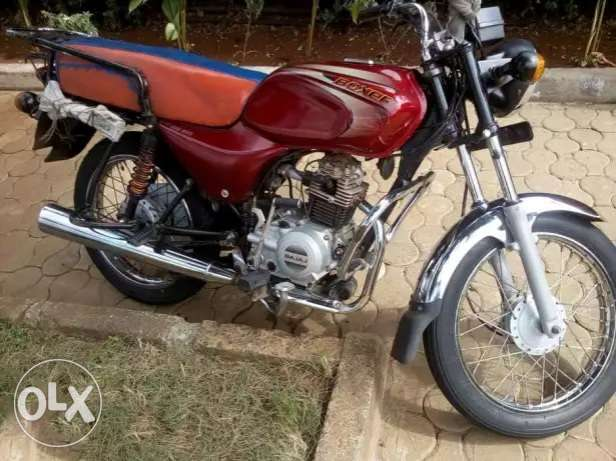 Bajaj boxer (quick delivery to any part) Badagry - image 1