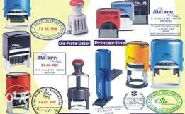 We make Rubber stamps,company seals,Call for delivery