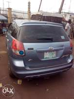Neatly used Toyota matrix 04