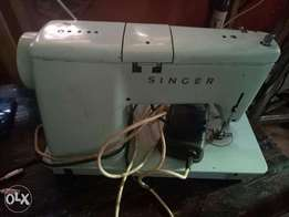 Used sewing machine singer