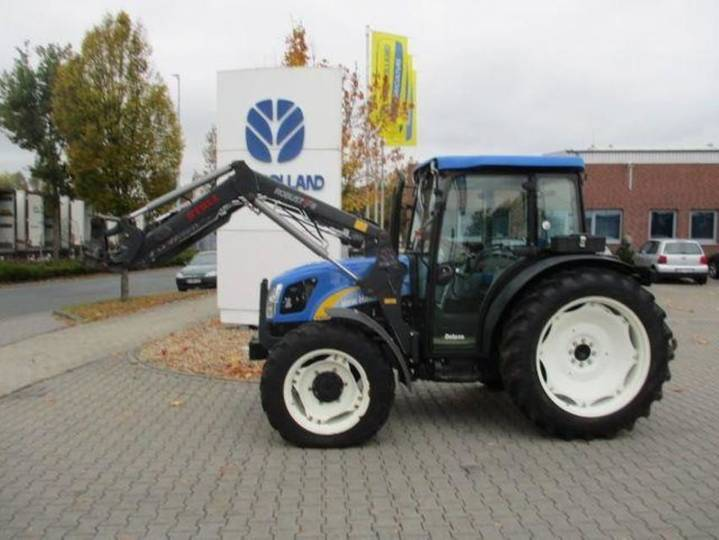 New Holland t4020 deluxe - 2011